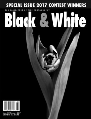 No. 119 February 2017 : Black & White : For Collectors of Fine Photography