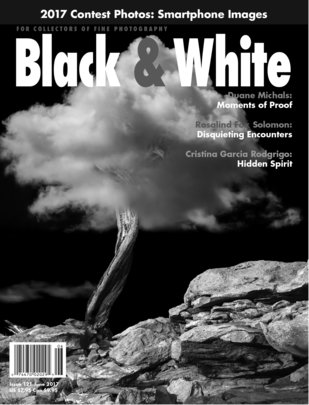 No. 121 June 2017 : Black & White : For Collectors of Fine Photography
