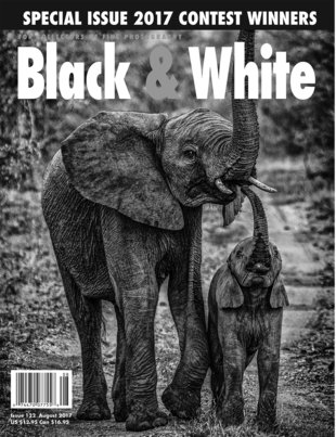 No. 122 August 2017 : Black & White : For Collectors of Fine Photography