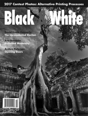 No. 123 October 2017 : Black & White : For Collectors of Fine Photography