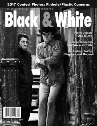 No. 124 December 2017 : Black & White : For Collectors of Fine Photography