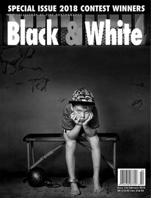 No. 125 February 2018 : Black & White : For Collectors of Fine Photography