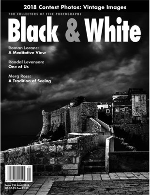 No. 126 April 2018 : Black & White : For Collectors of Fine Photography