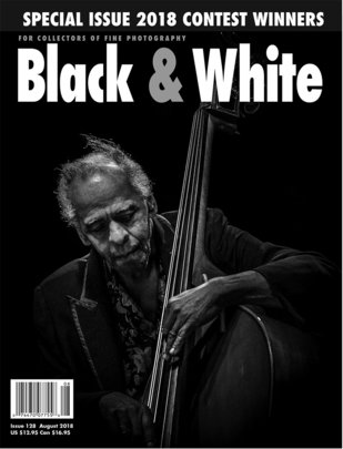 No. 128 August 2018 : Black & White : For Collectors of Fine Photography