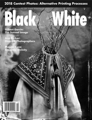 No. 129 October 2018 : Black & White : For Collectors of Fine Photography