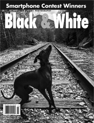 No. 143 January 2021 : Black & White : For Collectors of Fine Photography