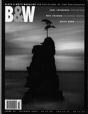 No. 19 June 2002 : B&W : For Collectors of Fine Photography