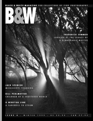No. 4 Winter 1999 : B&W : For Collectors of Fine Photography