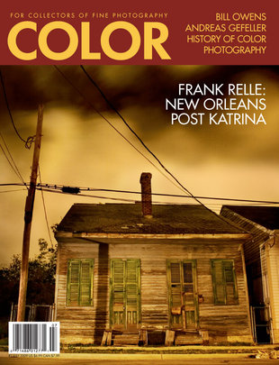 No. 2 July 2009 : COLOR : For Collectors of Fine Photography