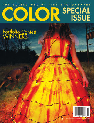 No. 10 November 2010 : COLOR : For Collectors of Fine Photography
