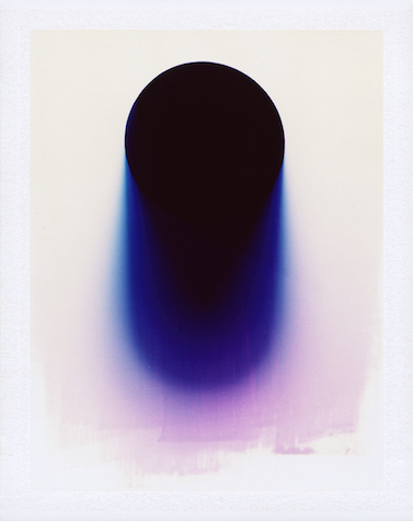 Matt Waples, Photographic Paintings Using Light and Miscellaneous Liquids