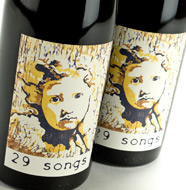 29 Songs Syrah Soscol Ridge Vineyard Back Porch Block 2004