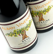 Alban Vineyards Syrah Reva Estate 2001