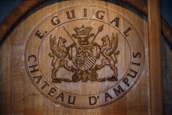 Image of Guigal Barrel