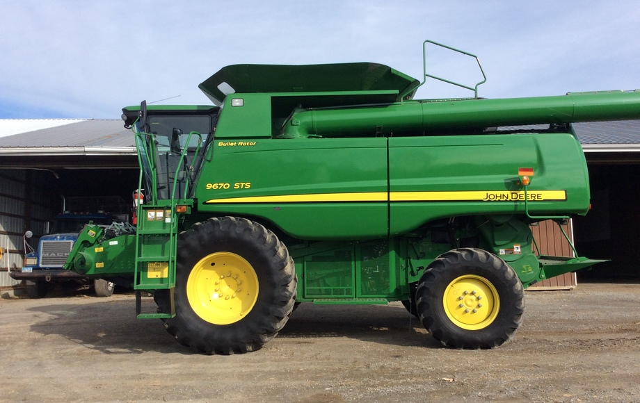 East Holmes Land & Equipment Auction EQUIPMENT ONLY