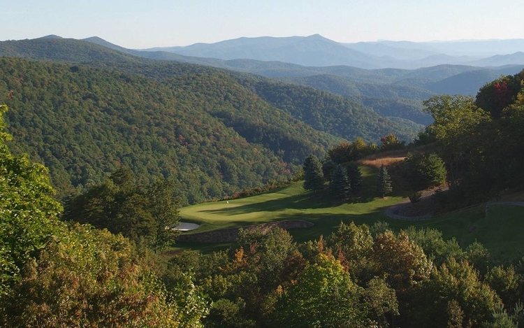 OLDE BEAU GOLF AND COUNTRY CLUB ON 665 +/- MOUNTAIN ACRES