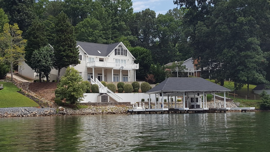 Smith Mountain Lake Home