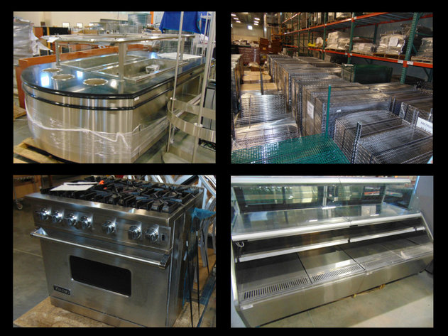 Bankruptcy- Southern Season Inc. Debtor In Possession- Gourmet and Specialized High End Kitchen Equipment Day 1