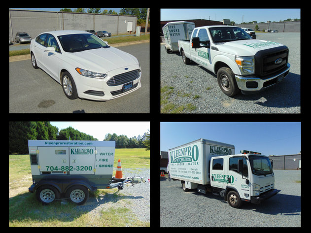 Restoration Equipment, Vehicles, Office Equipment and Much More