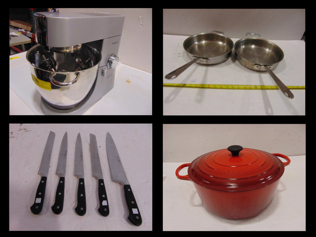 Bankruptcy- Southern Season Inc. Debtor In Possesion- Gourmet and Specialized High End Kitchen Equipment Day 2