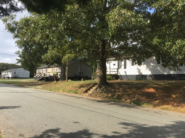 Four Income Producing Duplexes - Burlington, NC