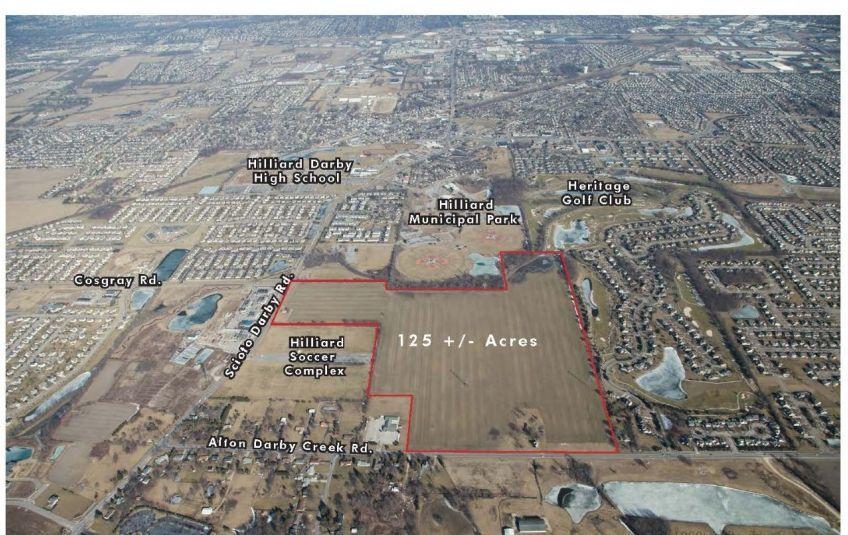 124+ Acre Development Real Estate Auction