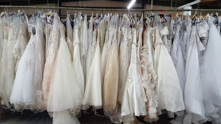 Wedding Dresses, Formal Dresses, Sweaters, Jackets, Children's Formal Wear and Much More!