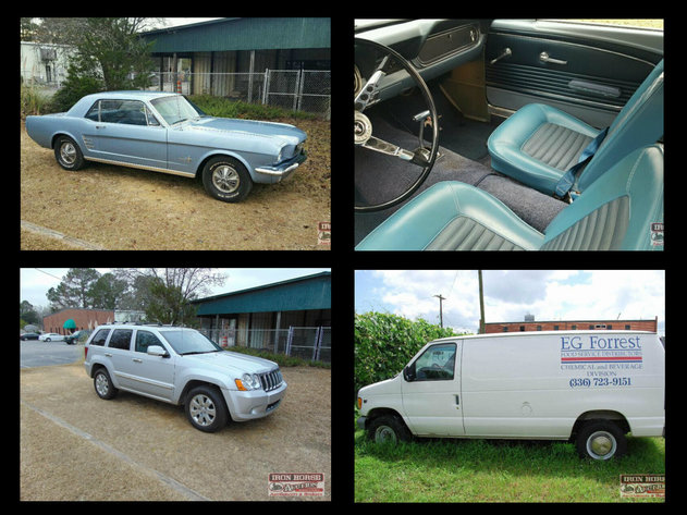 February Automobile Auction