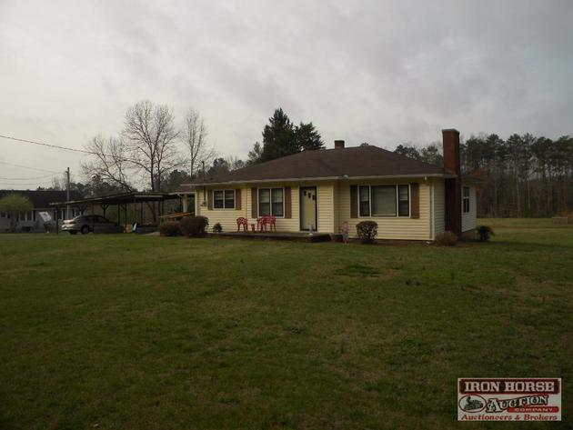 Estate Auction- House and Lot Located in Norwood, NC