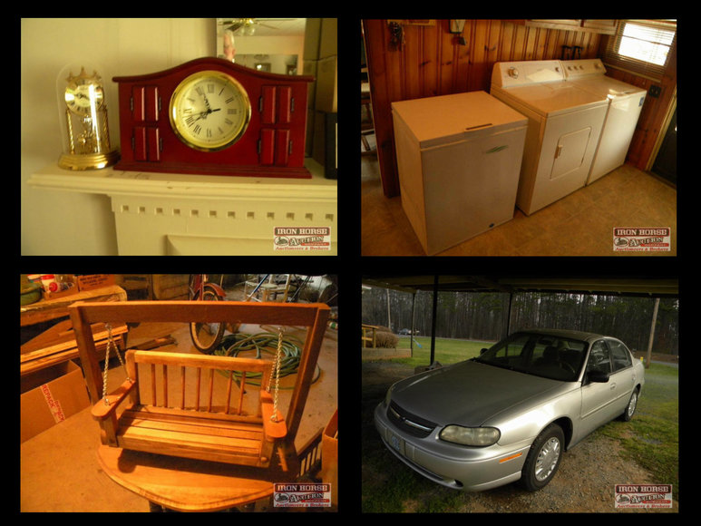 Vehicle, Furniture, Appliances, Figurines, Antiques and Much More!