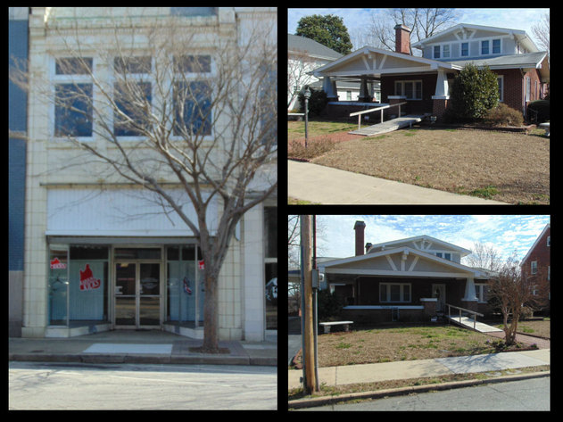 Real Estate Auction for the Late Robinette Pryor- Reidsville, NC