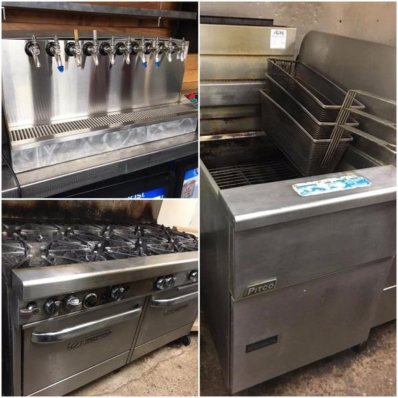 Gastro Kitchen & Bar Equipment