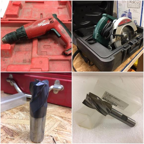 Machining Tools & More!
