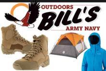 Name Brand Outerwear, Boots & Military Clothing