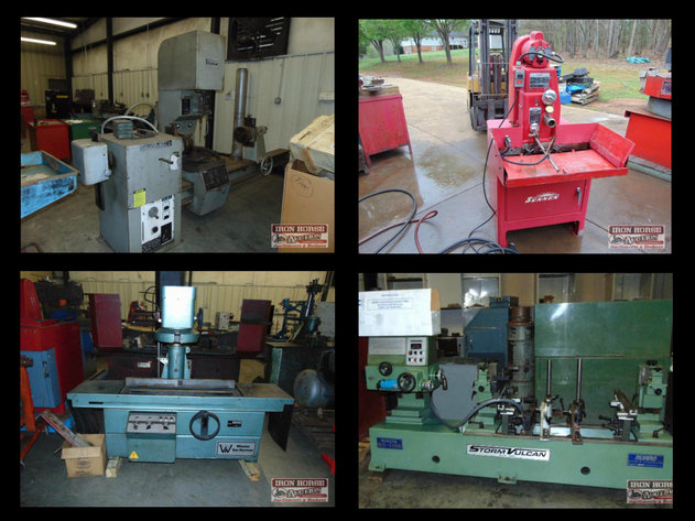 Industrial Machinery Auction