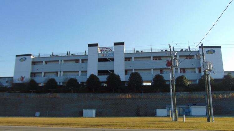North Carolina Motor Speedway at Rockingham