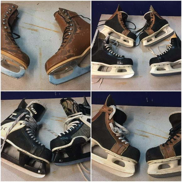 Hockey & Figure Skates