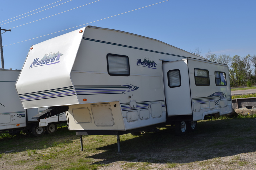 Late May Camper Auction