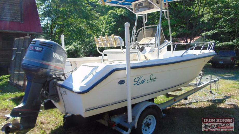 Bankruptcy Auction of Trucks, Boat, Trailers, Pool Table and Tools