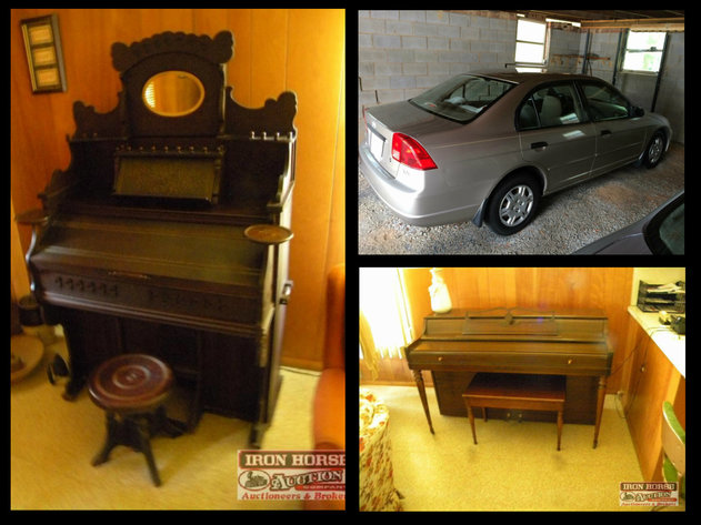 Personal Property Auction for the Estate of Marilyn Carol Hartsell Goforth