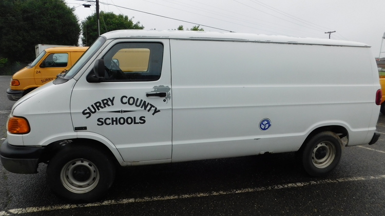 Online Only Surry County Schools Surplus