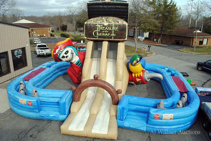 Commercial Inflatables & Carnival Equipment