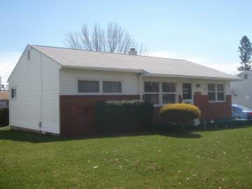 Ranch Home Auction - Lebanon, PA