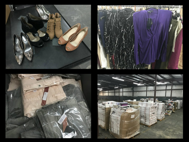 Shoe & Apparel Retailer Auction