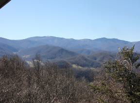 The Reserve - Roan Mountain Tennessee