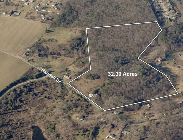32 Acres in Roanoke VA