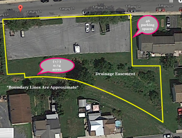 Online Only Auction - Parking Lot Investment