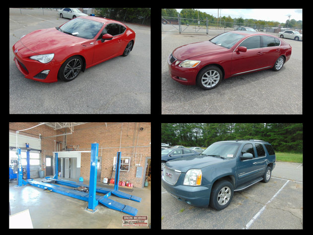 Bankruptcy Auction of Home Town Auto Center- Conover, NC