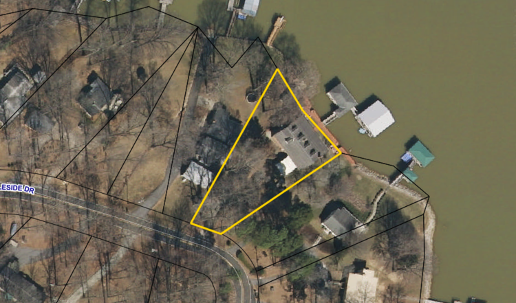 Sheriff's Auction of Lake Norman Waterfront Home