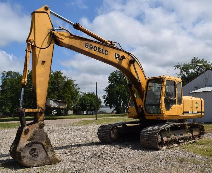 Retirement Auction - Construction Equipment